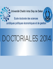 2ème Edition des Doctoriales